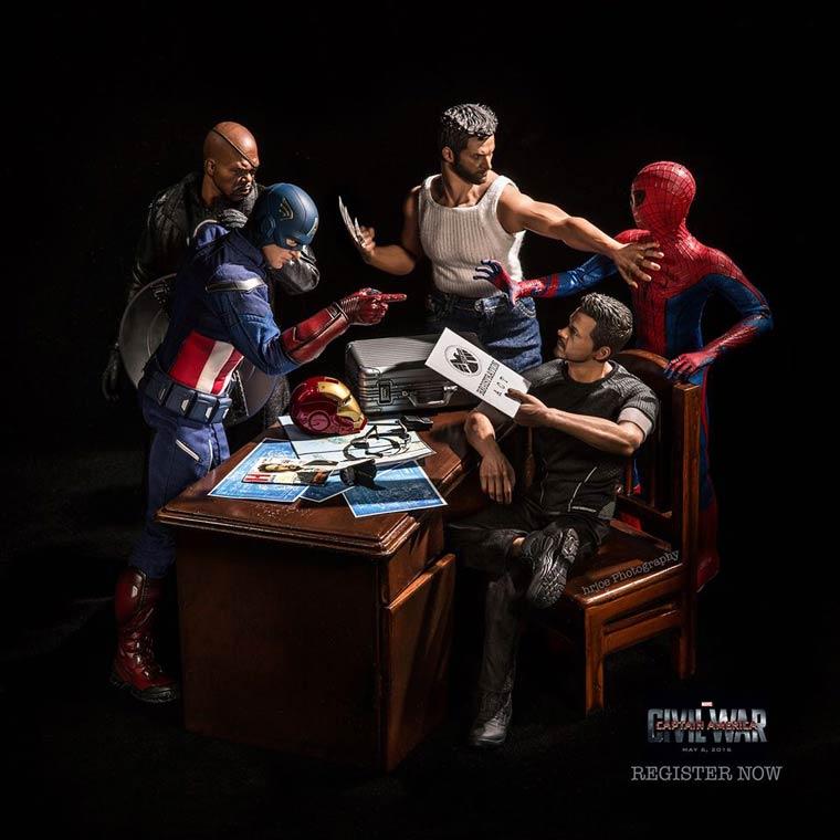 Superheroes 3