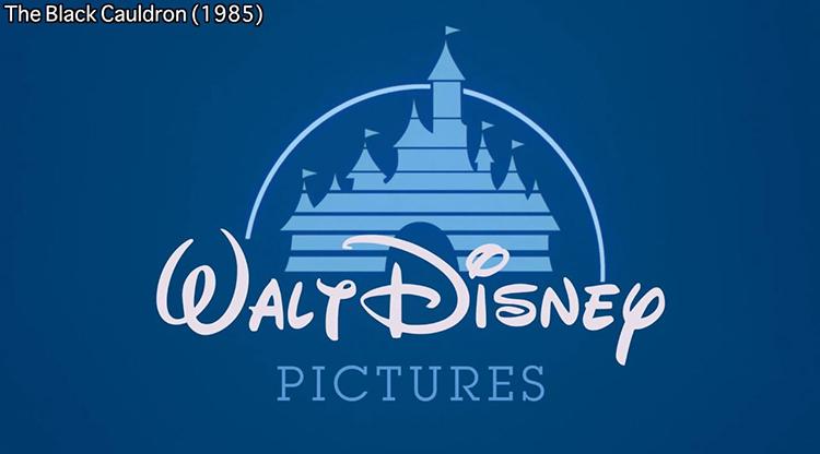 Walt Disney Logo 1