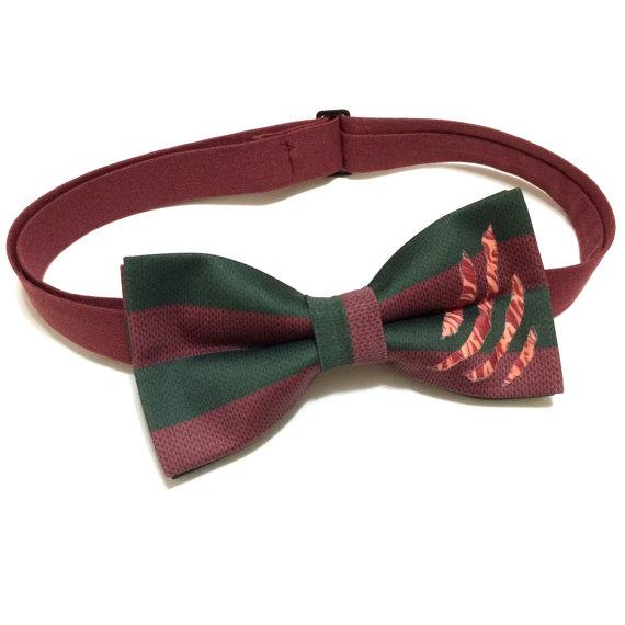 Freddy Krueger Bow Tie