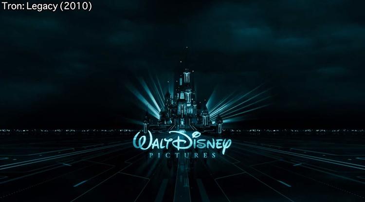 Walt Disney Logo 3