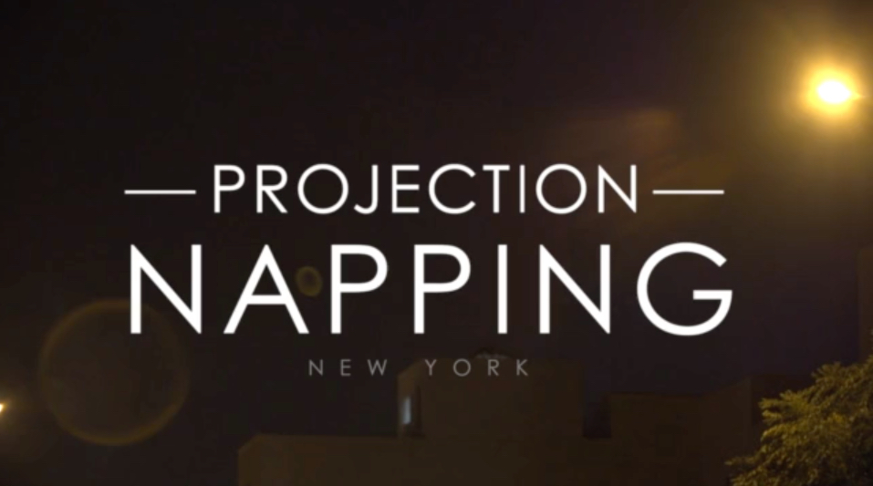 Projection Napping 1