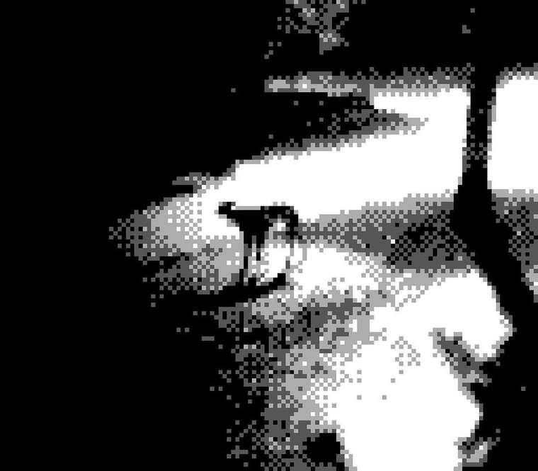 Game Boy Camera Man